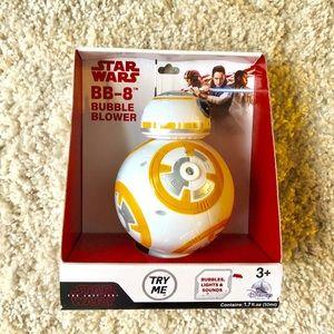 Disney BB-8 Bubble Blower